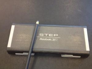 Step Areobics