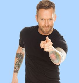 Mamavation Monday Bob Harper