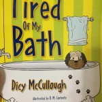 Tired of My Bath Childrens Book Review and Giveaway
