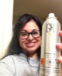 GK Hair Dry Shampoo and Hair Spray Review and Giveaway