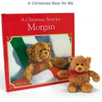 A Christmas Bear Book Review and Giveaway #MyGiftGuide