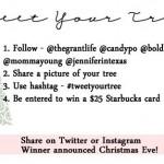 TweetyourTree Contest