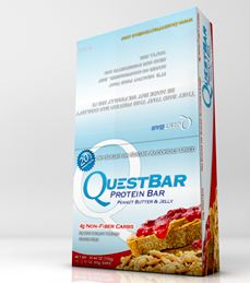 Protein Bar Box