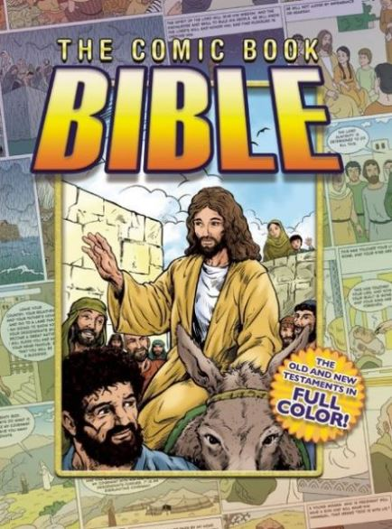 Comic book bible