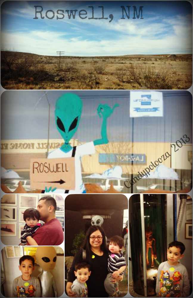 Roswell Collage