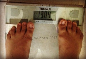 April weight pic