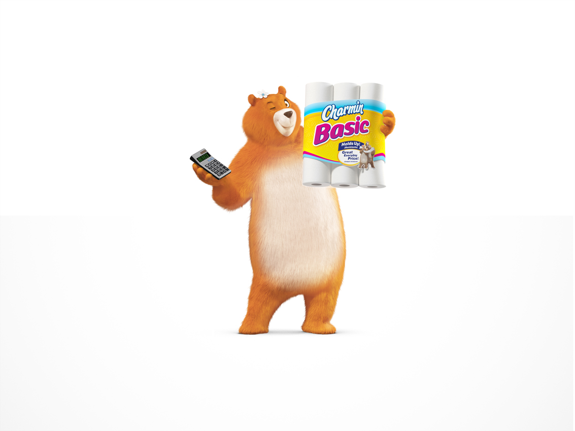 Charmin Bear Delivery