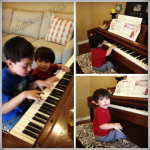 Wordless Wednesday Dueling Pianist
