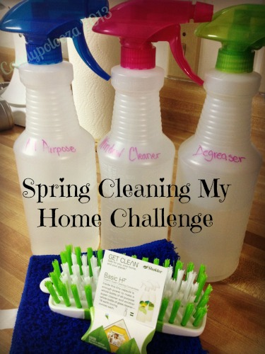 Spring Cleaning My Home Challenge The Bathroom