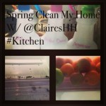 Spring Cleaning My Home Challenge