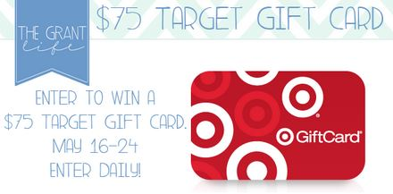 Win a Target gift card