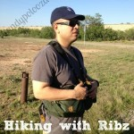 Hiking with Ribz