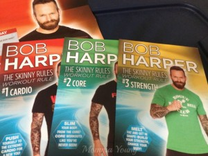 Bob Harper The Skinny Rules Review and Giveaway