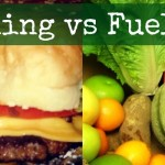 Feeding versus Fueling