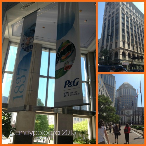 procter and gamble collage