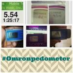 I'm an #OmronPedometer Ambassador!