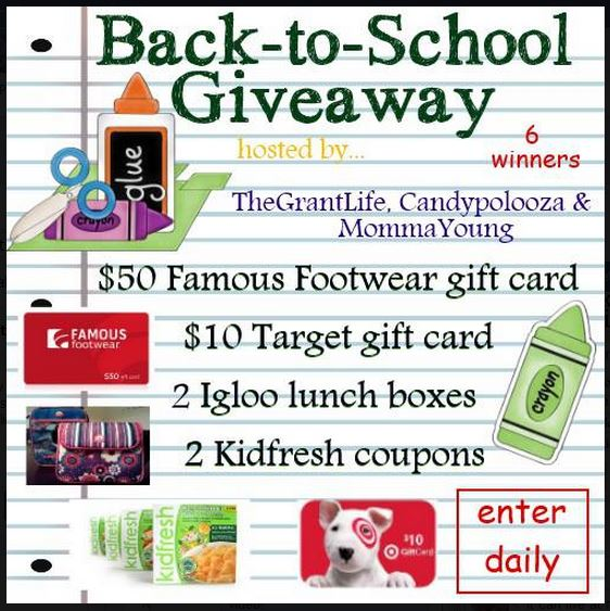 Back to School Guide Giveaway #BTSGuide