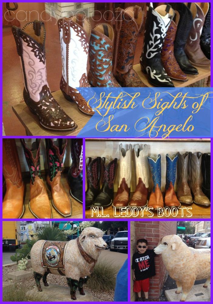 Wordless Wednesday Stylish Sights of San Angelo