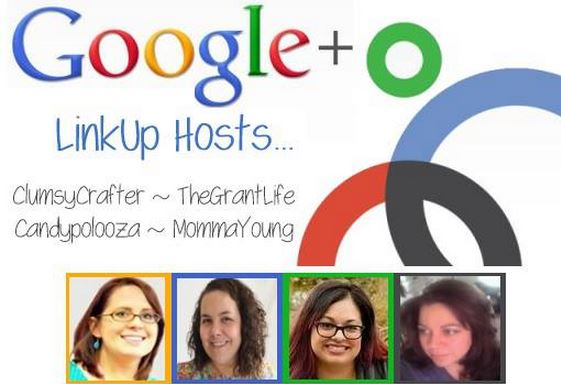 Get on the Google+ Link Up