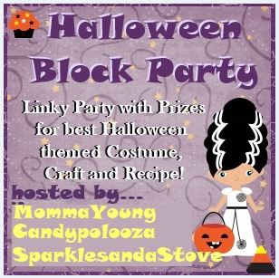 Come Join in on the Halloween Block Party