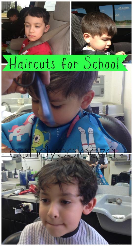 school haircuts