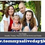 Tommy's Alive Day 5k Run