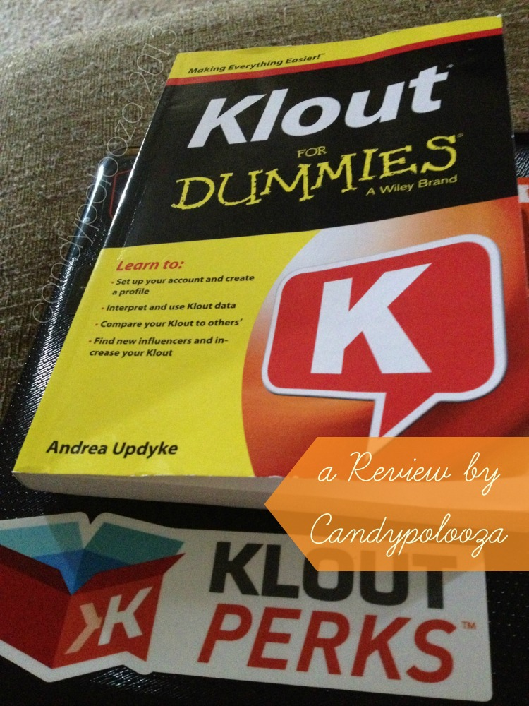Lets Talk Klout: Klout for Dummies a Review