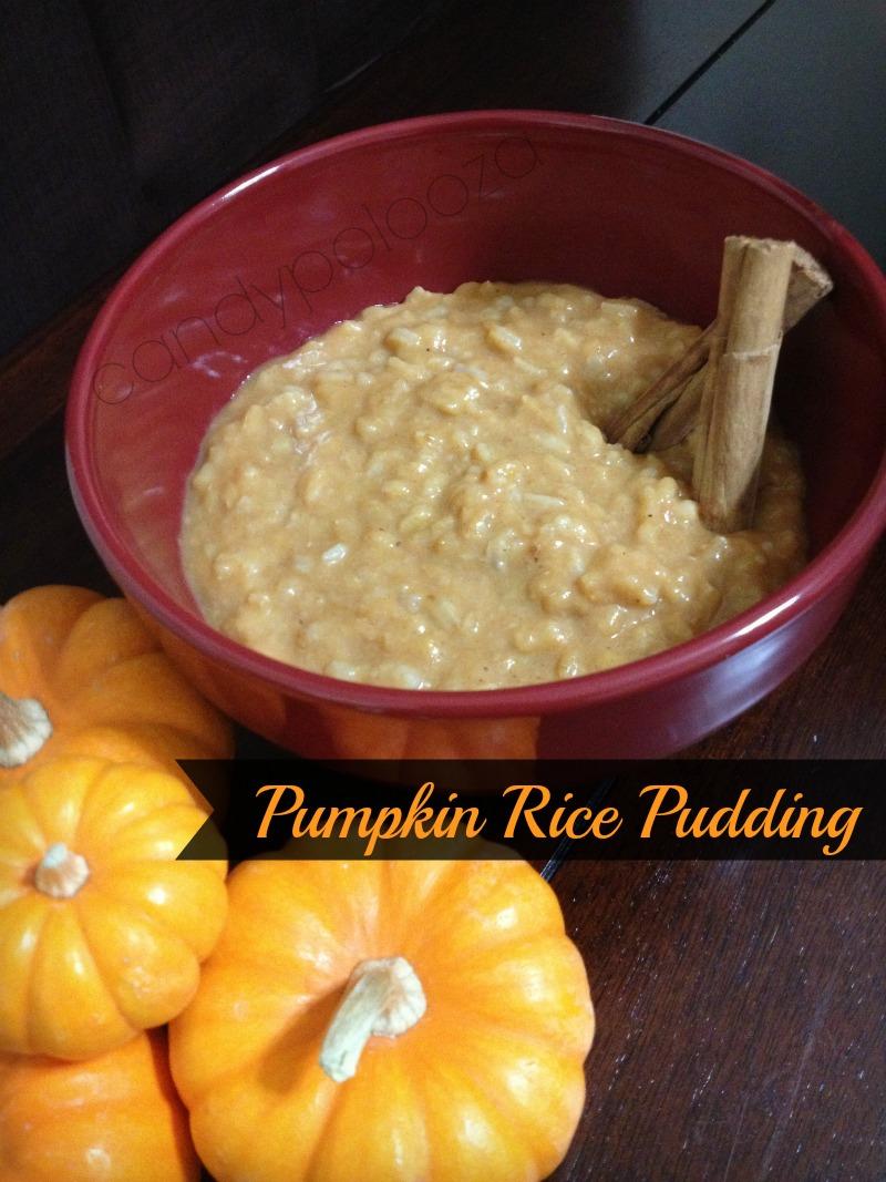 pumpkin rice header