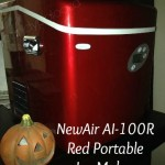 New Air Portable Ice Maker a Review