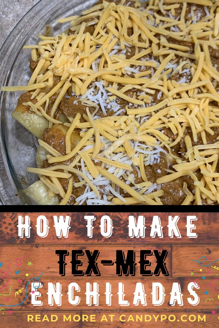 tex-mex enchiladas #candypolooza #recipes