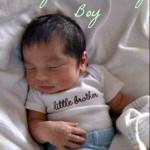 My Sweet Rowdy Boy #HuggiesLatino #ad