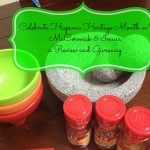 Celebrate Hispanic Heritage Month with McCormick and IMUSA #AD