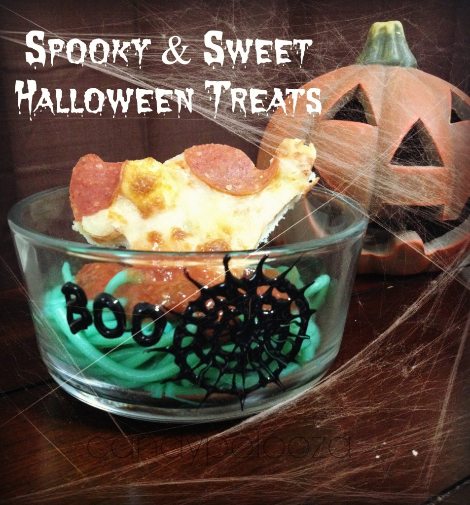 Spooky and Sweet Halloween Eats
