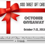 October Group Target Gift Card Giveaway