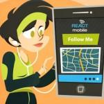 Feeling Safe with React Mobile an app Review #ReactMobile #ad