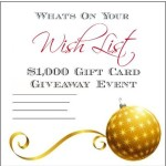 Making Your Holiday Shopping Easy with a Giveaway