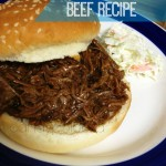 My Favorite BBQ Beef Recipe