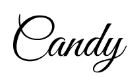 CANDY SIGNATURE