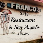 Franco's Restaurant in San Angelo a Review