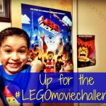 Up for the #LEGOmoviechallenge #ad