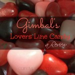 Gimbal's Lovers Line Candy a Review #AD