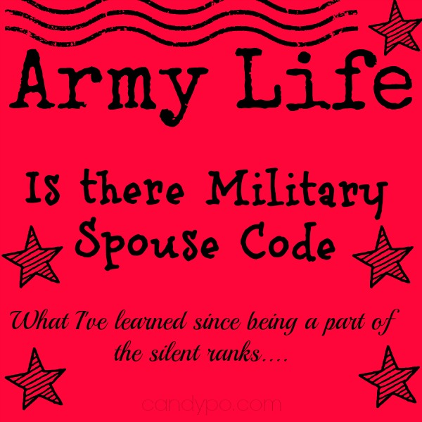 military spouse code