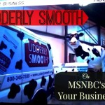Udderly Smooth on MSNBC's Your Business #UdderlySmooth
