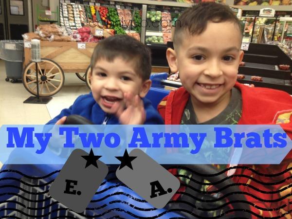 army brats header