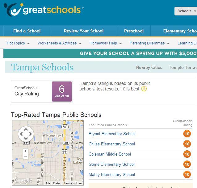 great school