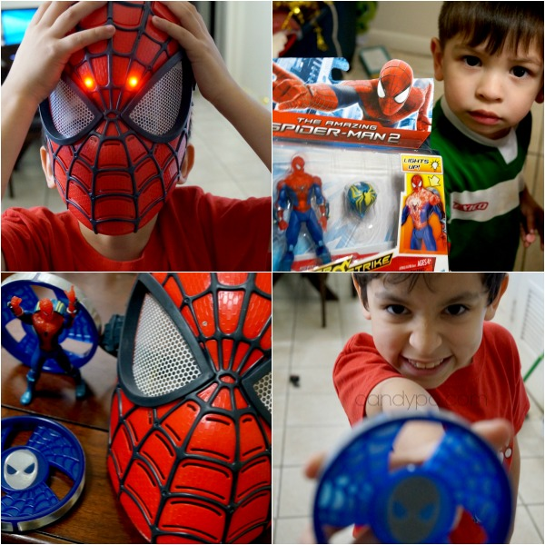 spider man collage 1