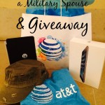 Five Ways to Appreciate a Military Spouse and Giveaway #milspouse #ad