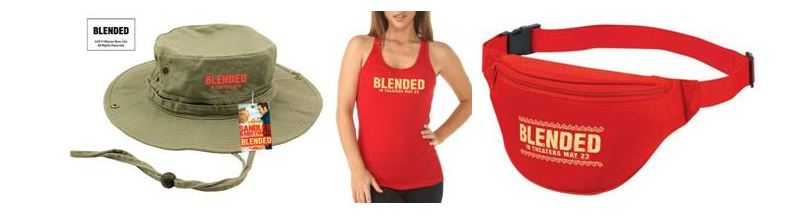 BLENDED MOVIE PRIZE PACK