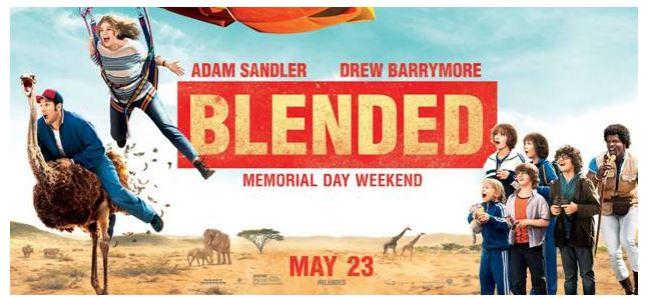 BLENDED MOVIE