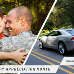 Celebrating a Military Homecoming with Chevrolet #ChevySalutes #ad